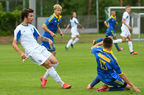 Молодіжка Динамо з Каргбо в складі всуху програла команді Другої ліги