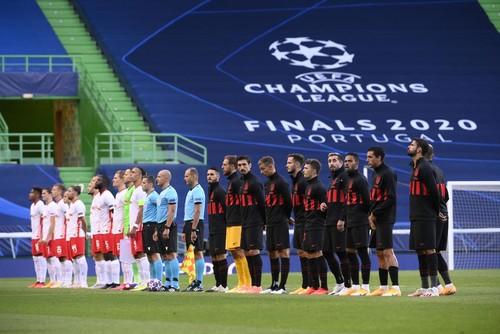РБ Лейпциг – Атлетико. Видео голов и обзор матча (обновляется)