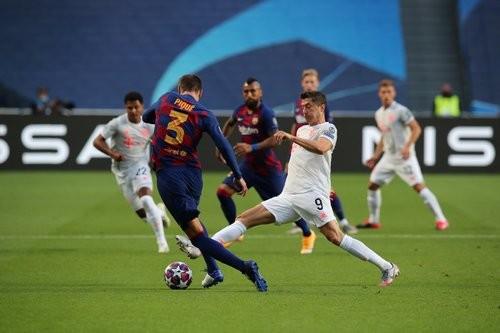 Барселона – Бавария. Текстовая трансляция матча