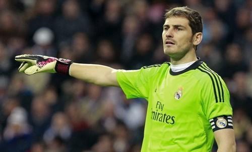 Касільяс готовий повернутися в Реал