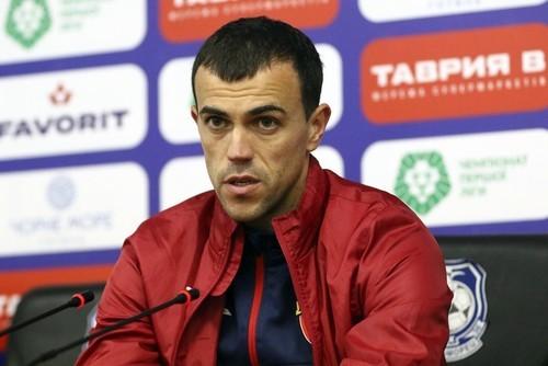 Алексей ГОДИН: «Пропустили 3 мяча из-за индивидуальных ошибок»