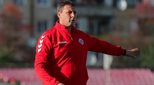 Источник: Тлумак покинет пост главного тренера Волыни