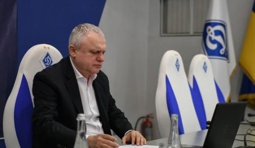 Игорь СУРКИС: «Бюджет Динамо - 30-35 миллионов. Из них дотации - 15-20 млн»