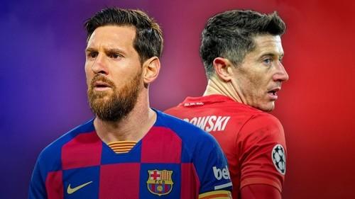 Мессі проти Левандовські. Стали відомі склади матчу Барселона - Баварія