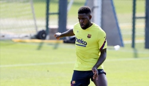Ще один позитивний тест. Захисник Барселони заразився коронавірусом