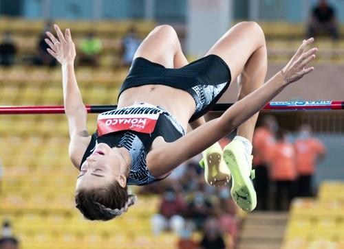 Магучих выиграла этап Бриллиантовой лиги в Монако, Левченко стала второй