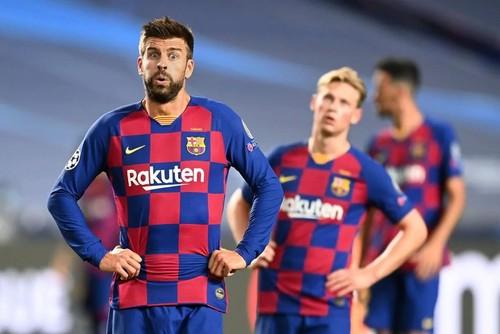 Жерар ПИКЕ: «Мы достигли дна! Барселоне срочно нужны перемены»