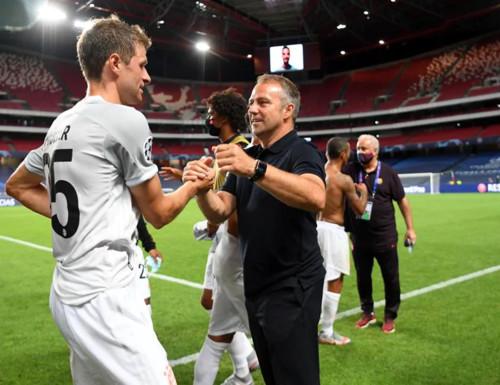 Ханс-Дітер ФЛІК: «Мюллер заслуговує на звання найкращого гравця матчу»