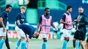 Манчестер Сити - Лион - 1:3. Видео голов и обзор матча