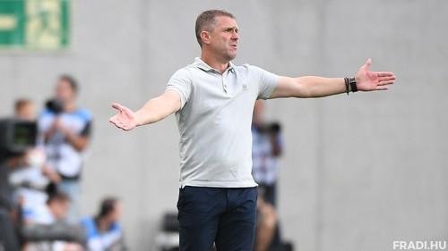 Сергій РЕБРОВ: «Ми повинні бути на 100 відсотків готові до Ліги чемпіонів»