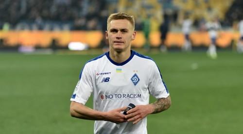 Динамо выиграло первый тайм у Полесья со счетом 4:0