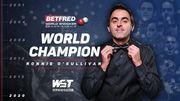 Повний розгром. Ронні О'Салліван став чемпіоном світу зі снукеру в 6-й раз