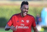 Обамеянг согласовал новый контракт с Арсеналом