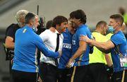 Антонио КОНТЕ: «Интер вышел в финал, победив очень сильную команду»