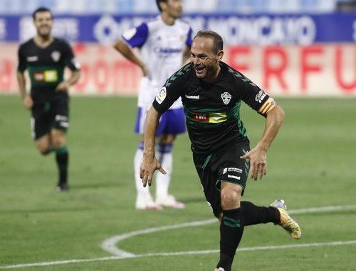Сарагоса — Эльче — 0:1. Видео гола и обзор матча