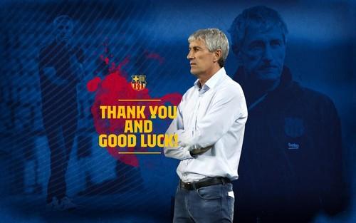 ОФИЦИАЛЬНО. Барселона отправила Сетьена в отставку