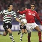Португальский Спортинг вышел в финал Кубка УЕФА, где составит компанию ЦСКА