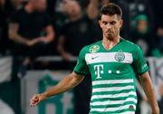 Харатин не забил пенальти в контрольном матче за Ференцварош