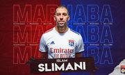 ОФИЦИАЛЬНО: Лион подписал Слимани и отдал Дембеле в Атлетико