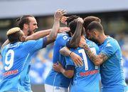 Наполи победил Эмполи и вышел в 1/4 финала Кубка Италии