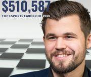 Больше всех в киберспорте. Шахматист Карлсен выиграл $0.5 млн призовых