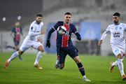 ПСЖ выиграл у Марселя в матче за Суперкубок Франции