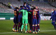 Реал Сосьедад – Барселона – 1:1 (пен. – 2:3). Видео голов и обзор матча