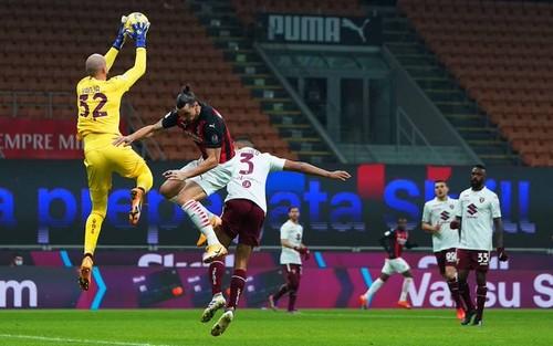 Милан прошел Торино в Кубке Италии, выиграв серию пенальти