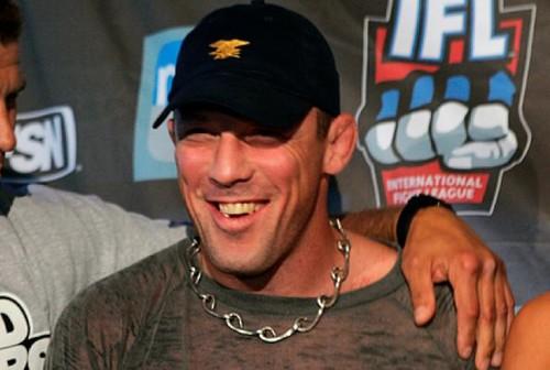 Экс-чемпиона UFC уволили за участие в штурме Капитолия