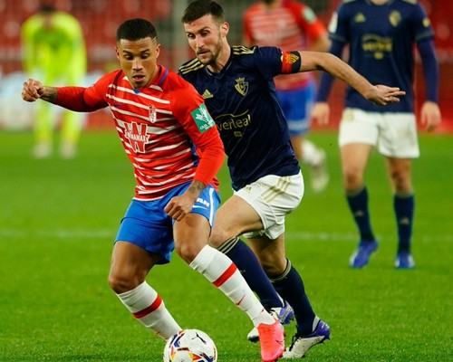 Гранада – Осасуна – 2:0. Видео голов и обзор матча