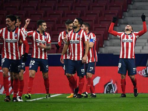 Атлетико – Севилья – 2:0. Видео голов и обзор матча