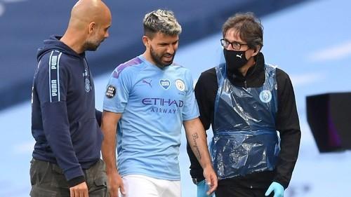 Манчестер Сити на полторы недели потерял Агуэро