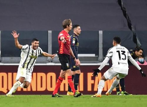 Ювентус обыграл Дженоа в дополнительное время в Кубке Италии