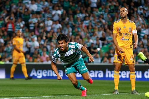 Сантос разбил Бока Хуниорс и вышел в финал Кубка Либертадорес
