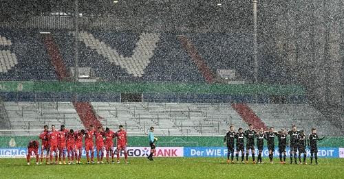 Бавария впервые за 17 лет вылетела из Кубка от клуба из второй Бундеслиги