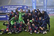Феноменальная статистика. ПСЖ выиграл 19 из 20 последних финалов во Франции