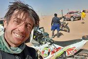 Французский гонщик скончался от травм, полученных на Ралли Дакар