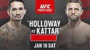 Холловей - Каттар варто дивитися навіть не фанатам UFC. Це буде топ-бій