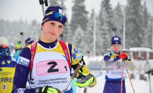 Арбер-2021. Кривонос заняла 7 место в спринте, три россиянки на подиуме