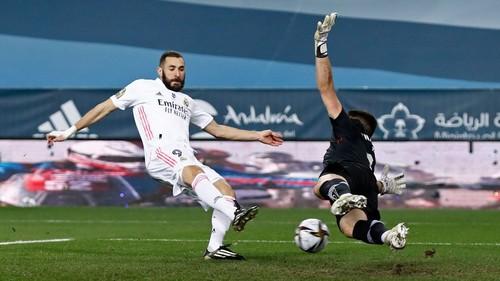 Реал Мадрид – Атлетик – 1:2. Видео голов и обзор матча