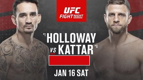 Холлоуэй – Каттар стоит смотреть даже не фанатам UFC. Это будет топ-бой
