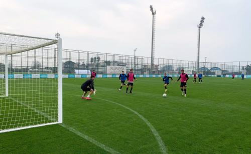 Заря проиграла польской команде в контрольном матче