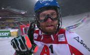 Горные лыжи. Шварц одержал вторую победу в сезоне