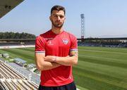 Заря интересуется игроком сборной Люксембурга, игравшим ранее за Карпаты