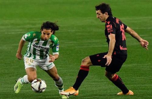 Бетис обыграл Реал Сосьедад в доп. время, Вильярреал и Леванте идут дальше