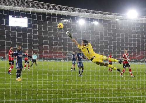 Саутгемптон – Арсенал – 1:3. Видео голов и обзор матча