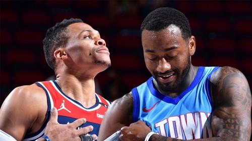 НБА. Вашингтон с Лэнем проиграл Хьюстону, Юта выиграла у Нью-Йорка