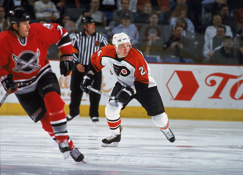 Двукратный обладатель Кубка Стэнли Федотенко вспомнил первый матч в НХЛ