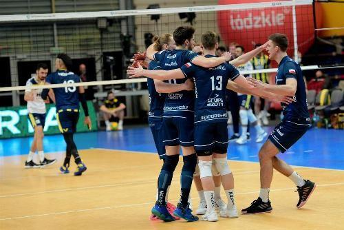Польская Закса первой вышла в четвертьфинал Лиги чемпионов