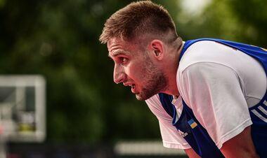 Кобец вошел в заявку сборной Украины 3х3 на олимпийскую квалификацию